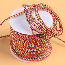 colored rope necklace images China boat anchor rope china boat anchor rope shopping guide at jpg