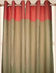 Linen Drapery Solid 100 Linen Drapes And Curtains Blackout Curtains