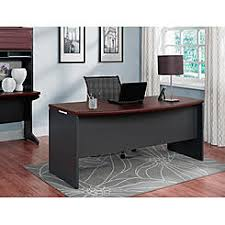Ameriwood Computer Desk Ameriwood Computer Desk With Hutch Inspire Cherry Finish