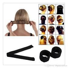 snap hair magic hair bun hair bun black women hairagami hair bun updo