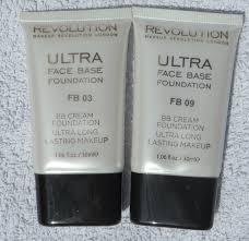 nina u0027s bargain beauty makeup revolution ultra base bb cream