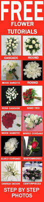 wholesale flowers and supplies winter wedding bouquets free flower tutorials learn how to make
