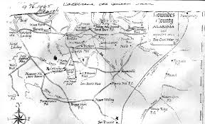 ft cbell map william cloud and his grandson vincent hardy bell camden