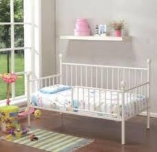 metal toddler bed foter