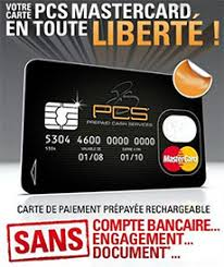 La Carte Prépayée Pcs Mastercard Maxi Crédit Crédit Sur Internet Carte Prépayée Bureau De Tabac