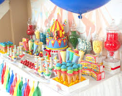 Candy Buffet For Parties by 84 Best Circus Carnival Dessert Table Ideas Images On Pinterest