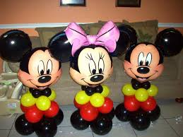 minnie mouse balloon centerpieces gold search los