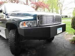 custom front bumpers for dodge trucks one front bumpers replacement ideas and options dodge