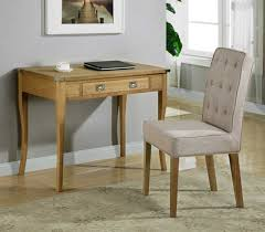 Small Oak Desk With Drawers by Modern Writing Desk