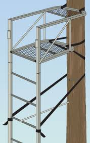 portable tree stands ladder stands