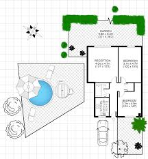 Floor Plan Icons by Garden Designer