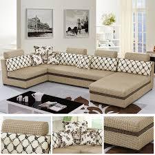 canapé tressé canapé moderne en tissu motif tresse salon meubles maison le