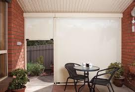 custom patio blinds