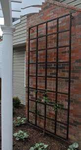 garden trellis metal home outdoor decoration