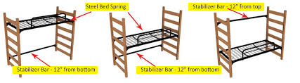 Free Plans For Wooden Bunk Beds by University Housing Campus Communities Bed Information