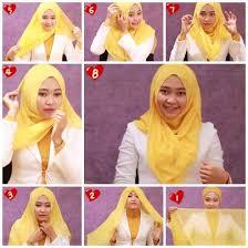 tutorial hijab segitiga paris simple 30 tutorial hijab segi empat paris simple untuk sehari hari kuliah
