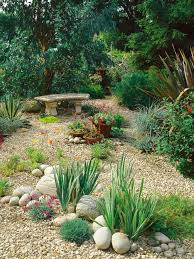 landscaping with river rock u0026 dry river rock garden ideas the