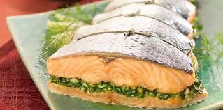 cuisine du poisson poisson farci facile recette sur cuisine actuelle