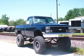 lifted gmc chevy short bed 1 ton 4x4 lifted lift gmc monster truck mud rock