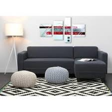d achant tissu canap finlandek canapé d angle réversible kulma 4 places 205x141x70 cm