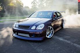 widebody lexus ls theme tuesdays second generation lexus gs stance is everything