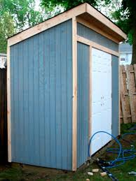 How To Build A Wood Shed Plans by How To Build A Storage Shed For Garden Tools Hgtv