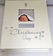 christening photo album christening photo album ebay