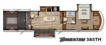 Bunkhouse Rv Floor Plans by Momentumgunnercom Our Momentum Project 5th Wheel Camper Floor
