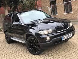 Bmw X5 Black - 2005 bmw x5 3 0 d sport diesel automatic black 4x4 jeep mot great