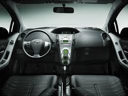 Yaris Sedan 2008 Yaris Le Interior Toyota Interiors Pinterest Toyota