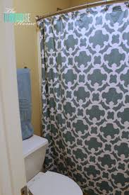 Brown And Teal Shower Curtain by Target Brown Shower Curtains Curtain Menzilperde Net Home