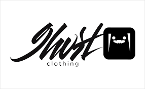ghost clothing fashion branding ghost clothing logo designer