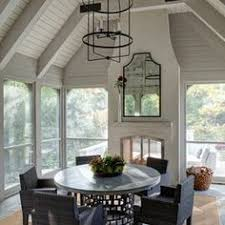 Screen Porch Fireplace by Add A Screen Porch With Fireplace Alpharetta Ad U0026b For The Home
