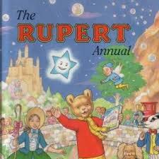 rupert bear character comic vine