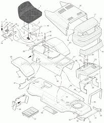 wiring diagram murray model 425303x92 murray mower electrical