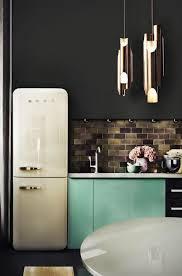 Modern Retro Home Design Best 25 Vintage Modern Kitchens Ideas On Pinterest Base