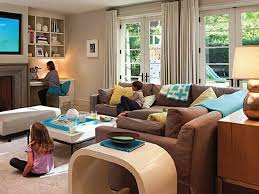 Delighful Living Room Decorating Ideas Kid Friendly Intended Design - Kid friendly family room