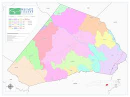 Lafayette In Zip Code Map by Boundaries U2013 Harnett County Gis