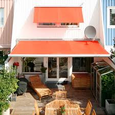 Deck Awnings Retractable Extended Retractable Deck Awning Archadeck Outdoor Living