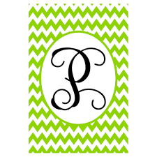 Decorative Wedding House Flags Decorating Creative Monogram Flags For Your Decoration Ideas