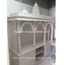marble temple designs for home unique india white pooja mandir