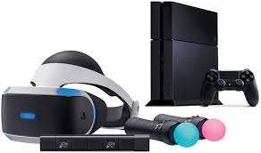 amazon black friday ps4 console amazon com play station vr ps4 console bundle video games