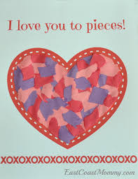 east coast mommy simple valentine u0027s day craft for toddlers and