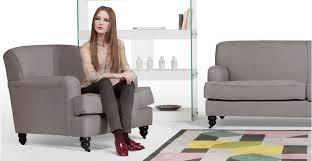 Orson Chair Orson Armchair In Graphite Grey Made Com