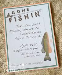 fishing birthday invitation fishing invitations fishing