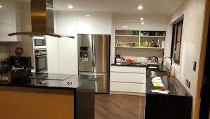 Kitchen Makeover Brisbane - before and after kitchen renovation photos exclusiv kitchens bayside