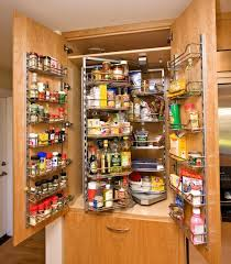 Small Kitchen Organization Ideas Kitchen Pantry Turn Organization Designs Finding Storage In