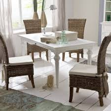 Rattan Kitchen Table by Dining Room Interesting Rattan Dining Chairs For Modern Complete