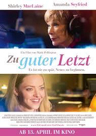 Kinoprogramm Bad Hersfeld Zu Guter Letzt Kinoprogramm Filmstarts De
