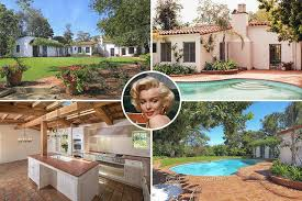 marilyn monroe house address marilyn monroe lived and died in this hideaway villa and it